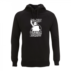 Do not question Authority – Kapuzenpullover N50P