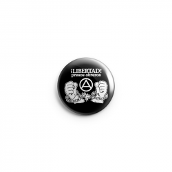 Libertad – Button