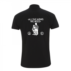 all the arms we need – Polo-Shirt  N34