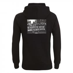 No Borders No Nation – Kapuzenpullover N50P