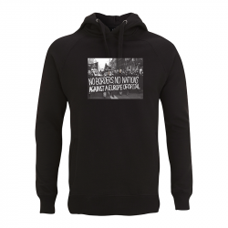 No Borders No Nation – Kapuzenpullover N50P