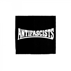 Antifascists – Aufnäher