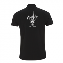 Amebix no Gods – Polo-Shirt  N34