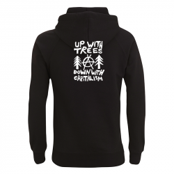 Up with trees – Kapuzenpullover N50P