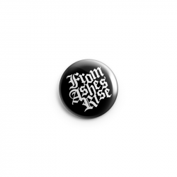 From ashes rise – Button