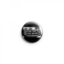 ungovernable – Button