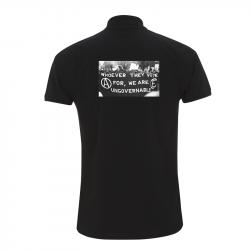 ungovernable – Polo-Shirt  N34