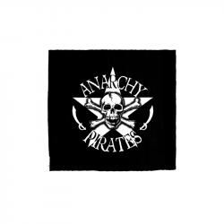 Anarchy Pirates – Aufnäher