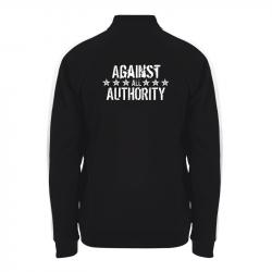 against all authority – Trainingsjacke – Sonar