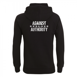 against all authority – Kapuzenpullover N50P