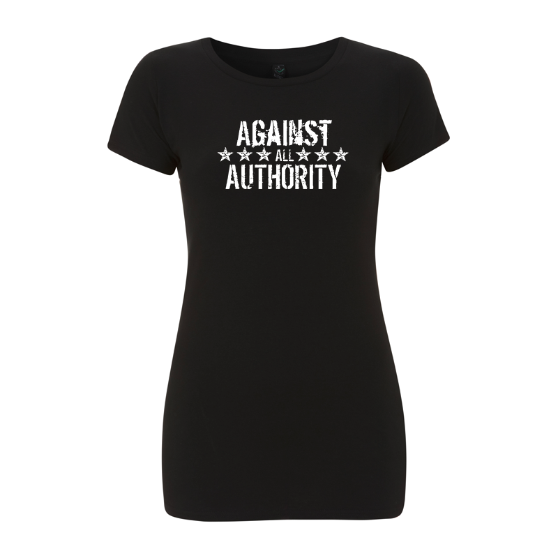 against all authority – Women's  T-Shirt EP04