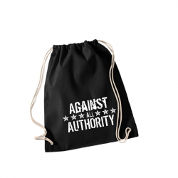 against all authority – Sportbeutel WM110