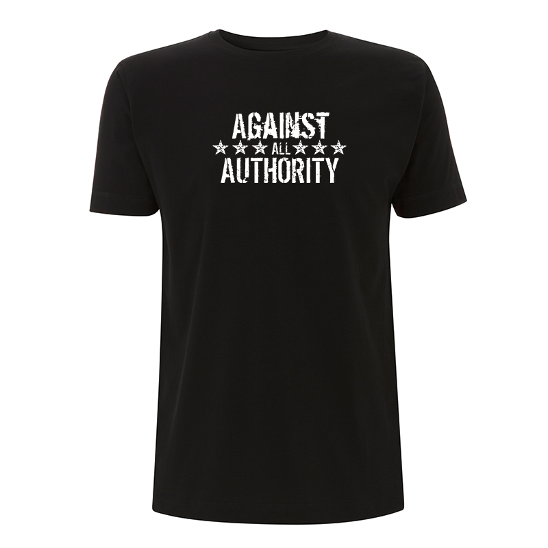 against all authority – T-Shirt N03