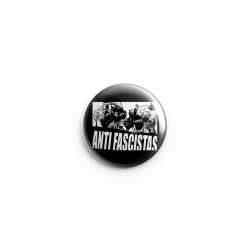Antifascistas – Button