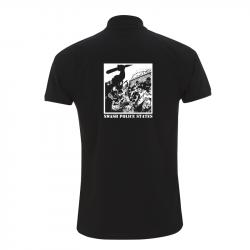 Smash Police States – Polo-Shirt  N34