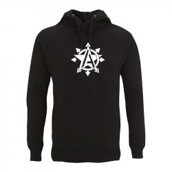 Anarcho Star – Kapuzenpullover N50P