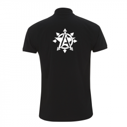 Anarcho Star – Polo-Shirt  N34