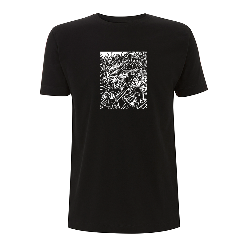 Riot on Barricade – T-Shirt N03