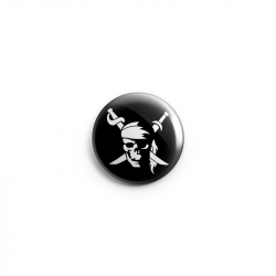 Pirate – Button