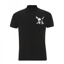 Pirate – Polo-Shirt  N34