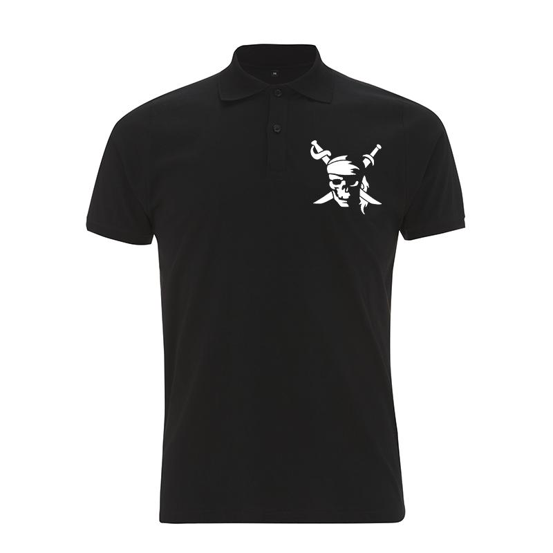 Pirate – Polo-Shirt  N34