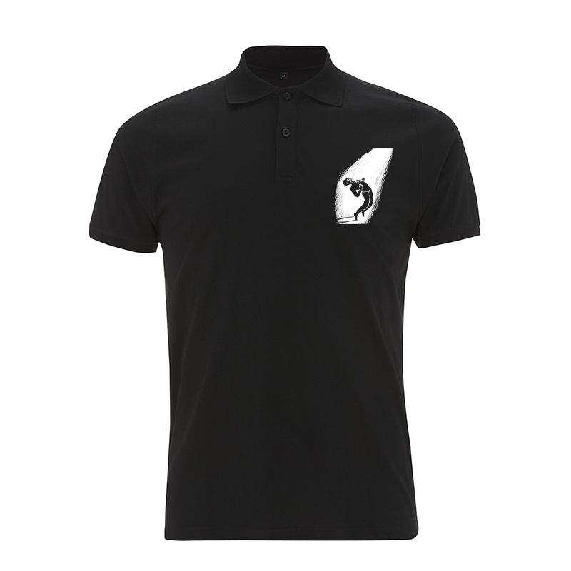 Drooker - Primal Scream – Polo-Shirt  N34
