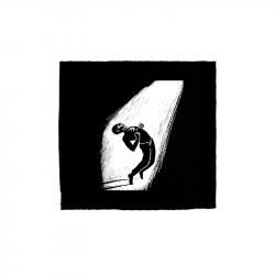 Drooker - Primal Scream – Aufnäher