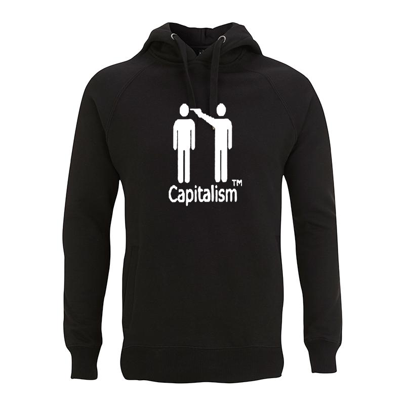 Capitalism – Kapuzenpullover N50P
