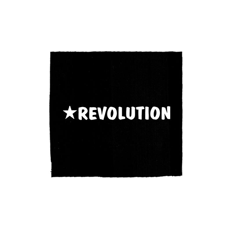 Revolution – Aufnäher