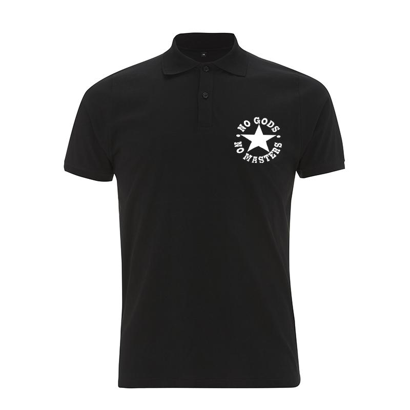 No Gods No Masters – Polo-Shirt  N34