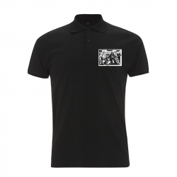 Drooker - Police Dog – Polo-Shirt  N34