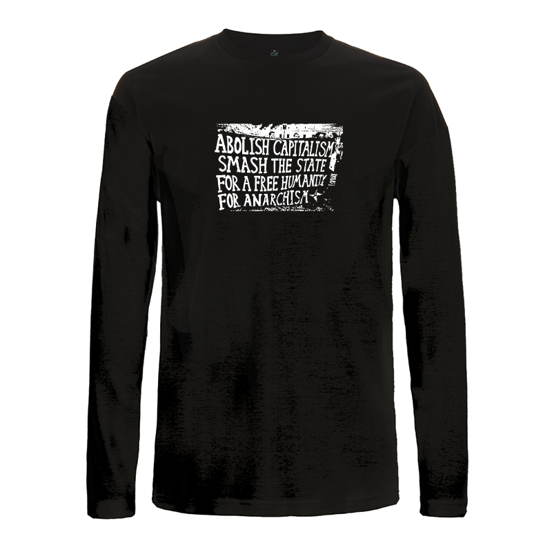 for Anarchism – Longsleeve EP01L