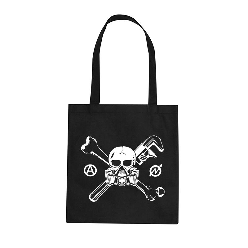 Skull Gasmask – Stoffbeutel
