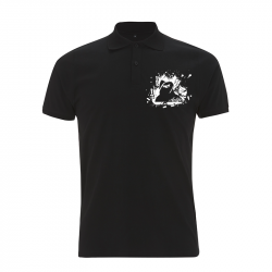 Antifa Splash – Polo-Shirt  N34
