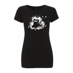 Antifa Splash – Women's  T-Shirt EP04