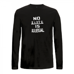 no human is illegal – Longsleeve EP01L