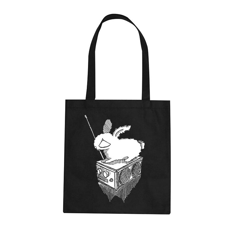 Rabbit Radio – Stoffbeutel