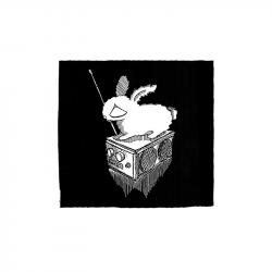 Rabbit Radio – Aufnäher