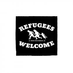 Refugees Welcome – Aufnäher