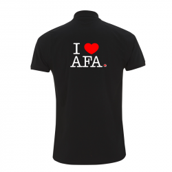 I love AFA – Polo-Shirt  N34