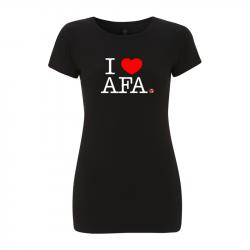 I love AFA – Women's  T-Shirt EP04