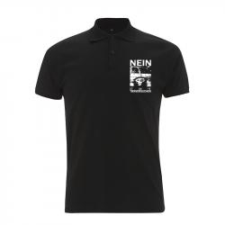 Nein zu Tierversuchen – Polo-Shirt  N34