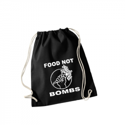 Food not Bombs – Sportbeutel WM110