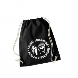 Animal Liberation – Sportbeutel WM110