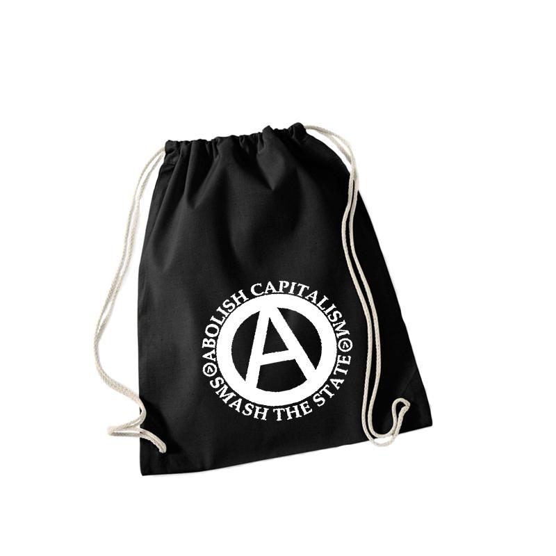 Abolish Capitalism – Sportbeutel WM110