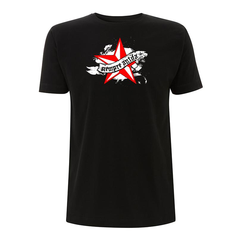 Siempre Antifascista – T-Shirt N03