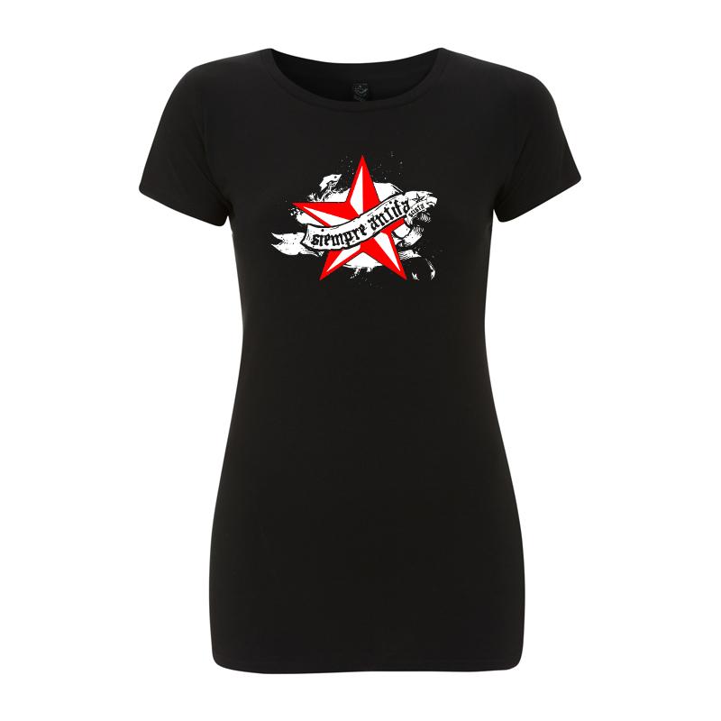 Siempre Antifascista – Women's  T-Shirt EP04