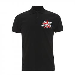 Siempre Antifascista – Polo-Shirt  N34