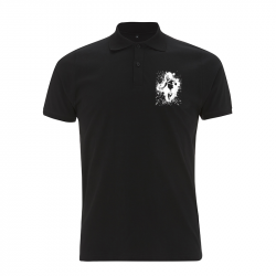 burn, baby burn – Polo-Shirt  N34