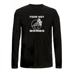 Food not Bombs – Longsleeve EP01L